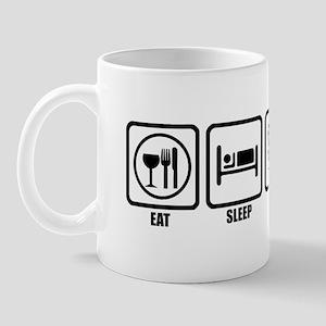 Eat, Sleep, Money Mug