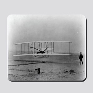 Wright Brothers First Flight Mousepad