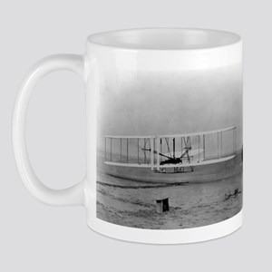 Wright Brothers First Flight Mug