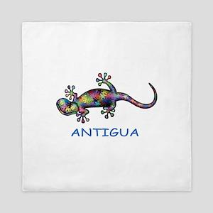 Antigua Gecko Queen Duvet