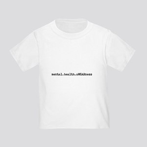 mental.health.aWEARness T-Shirt