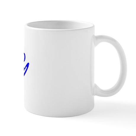 Vintage Annie (Blue) Mug
