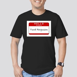 Turd Ferguson Ash Grey T-Shirt