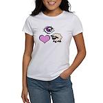 Eye Love Ewe Women's T-Shirt