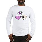 Eye Love Ewe Long Sleeve T-Shirt