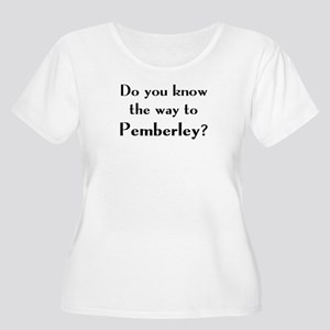 way to pember Women's Plus Size Scoop Neck T-Shirt