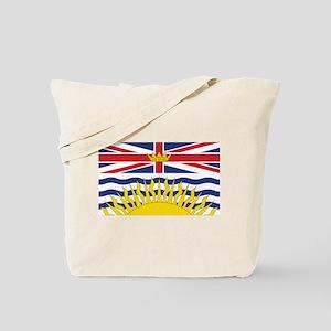British Columbia Tote Bag