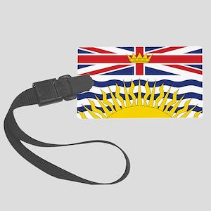 British Columbia Luggage Tag