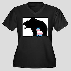 Protective Parent Plus Size T-Shirt