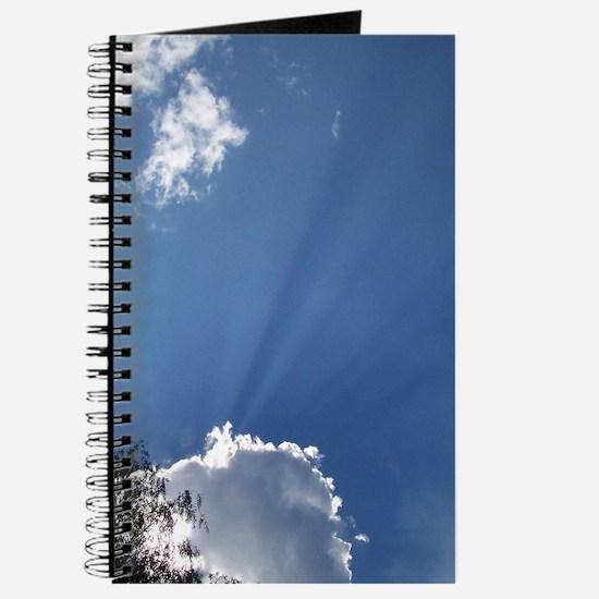 New England Heavenly Sunrays Journal