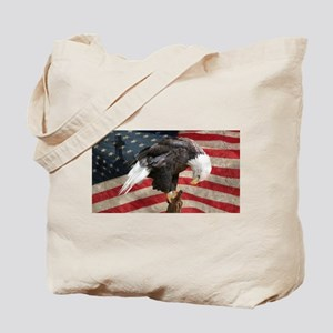 United States of America prayer Tote Bag