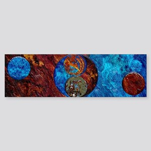 Harvest Moons Firebird & Dragon Yin Yang Bumper St