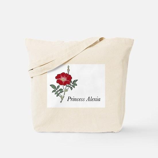 Funny Alexia Tote Bag