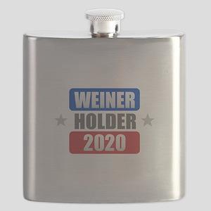 Weiner Holder 2020 Flask
