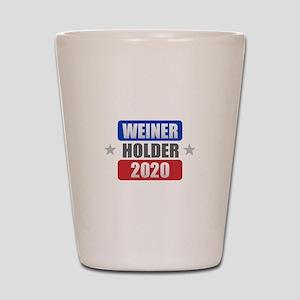 Weiner Holder 2020 Shot Glass