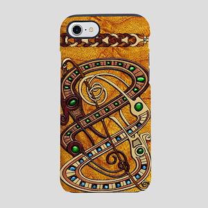 Harvest Moons Viking Dragons iPhone 8/7 Tough Case