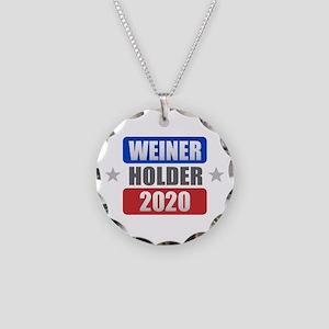 Weiner Holder 2020 Necklace Circle Charm