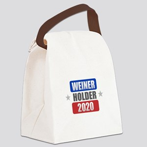 Weiner Holder 2020 Canvas Lunch Bag