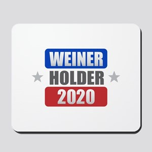 Weiner Holder 2020 Mousepad