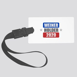 Weiner Holder 2020 Large Luggage Tag