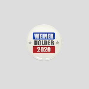 Weiner Holder 2020 Mini Button