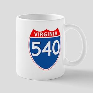 Area Code 540 Mug