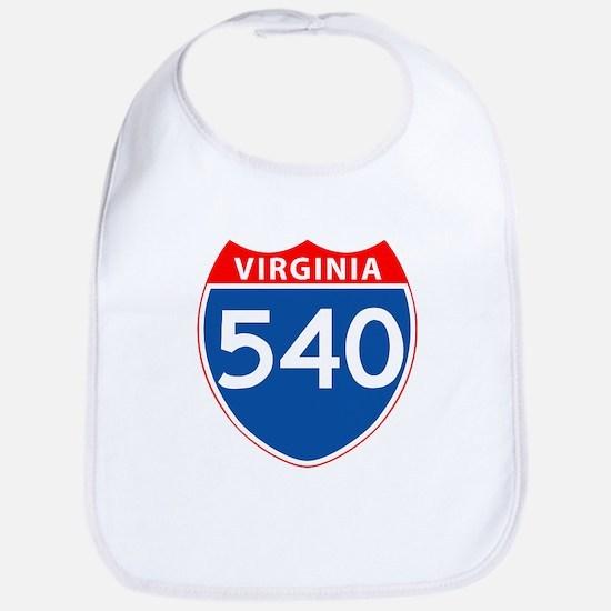 Area Code 540 Bib
