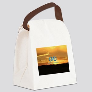 Sun Set Safari Canvas Lunch Bag
