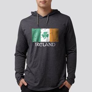 Ireland Flag Long Sleeve T-Shirt