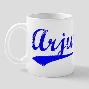 Vintage Arjun (Blue) Mug