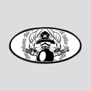Kettlebell Gym Patch