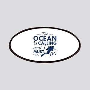 The Ocean Is Calling Patches