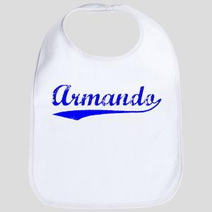 Vintage Armando (Blue) Bib
