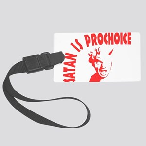 Gop support Large Luggage Tag