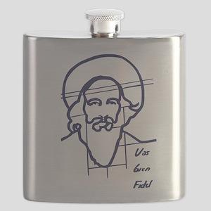 Havana Cuba Flask