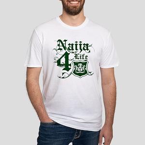 Naija 4 life Fitted T-Shirt 03ca0c330
