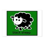 Black Sheep Postcards (Package of 8)