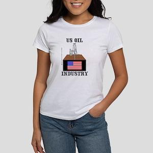 US Oil Industry Women's T-Shirt