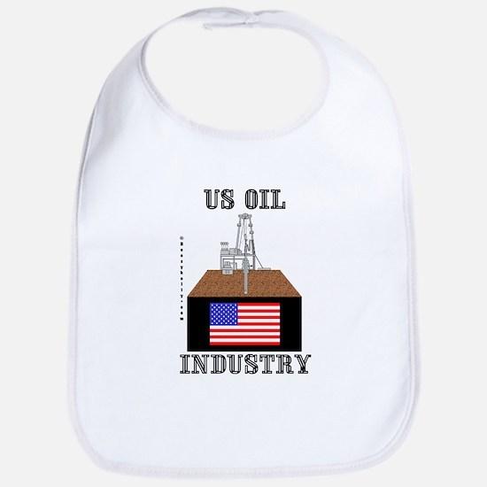 US Oil Industry Bib