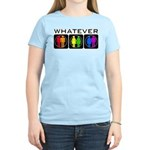 Rainbow Whatever Women's Light T-Shirt