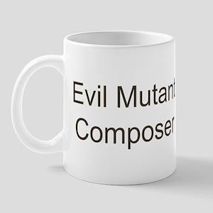 Evil Mutant Composer Mug