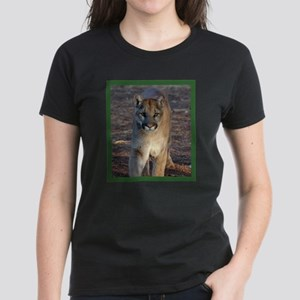 Cooper's Cougar Shop Women's Dark T-Shirt