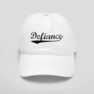 Vintage Defiance (Black) Cap