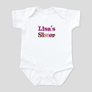 Lisa's Sister Infant Bodysuit