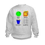 Toys for Smart Babies Kids Sweatshirt