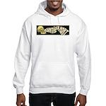 L'Absinthe c'est la mort Hooded Sweatshirt