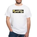 L'Absinthe c'est la mort White T-Shirt