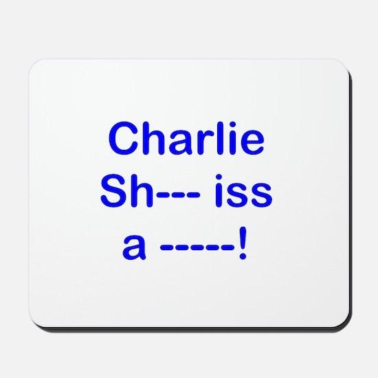 Sh--- iss! Mousepad