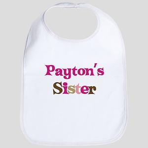 Payton's Sister Bib