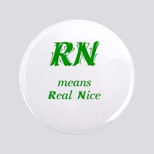 "Green RN 3.5"" Button"